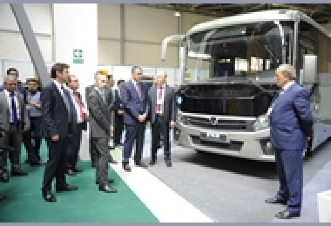 TransCaspian / Translogistica, Road and Trafic 2018